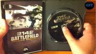 Battlefield 2142+Deluxe Edition-Northern Strike (2006) Video Game Unboxing-Overview HD 720P