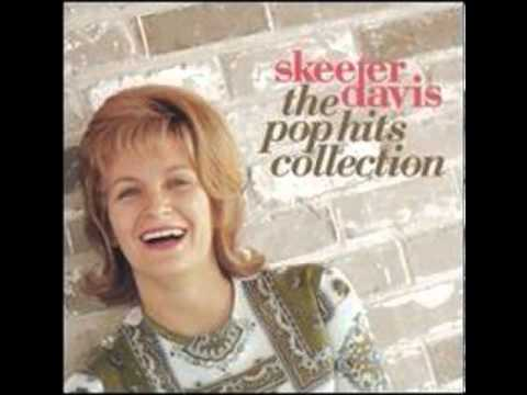 Skeeter Davis -- I Can't Stay Mad At You