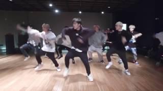 iKON 아이콘 - B-DAY 벌떼 Mirrored Dance Practice Video 안무영상 거울모드
