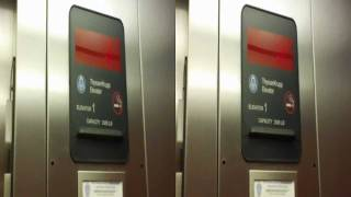 3D Elevator: Fidelity Co-Op Bank Headquarters (Leominster, MA)
