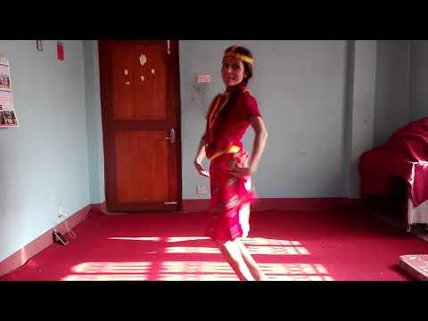 Benju Silwal's dance audition for Boogie Woogie AP1HD TV