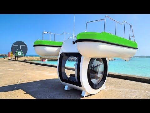 8 Means Of Transportation You Must See / ज़बरदस्त ट्रांसपोर्टेशन व्हीकल जिसे आप को देखना चाहिए