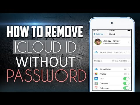 How to Delete iCloud Account (Turn Off Find My iPhone) Without Password