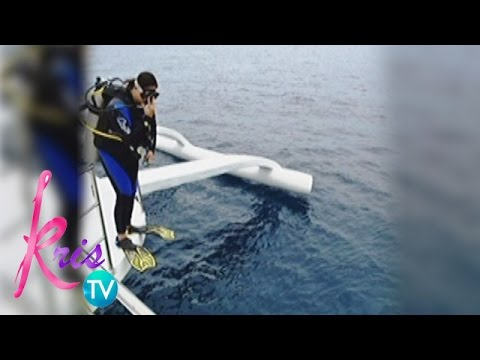 Kris TV: Age requirement in diving