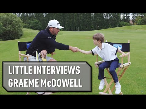 Little Interviews - Graeme McDowell