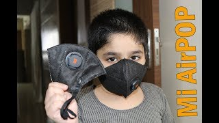 If you travel a lot or ride bike and feel really bad with the pollution around then do check mi airpop pm2.5 anti mask. it comes for reall...