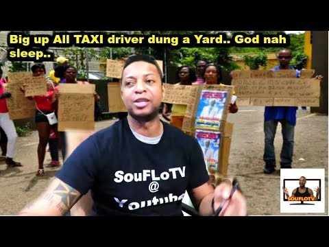 Taxi driver one of the most dangerous jobs in jamaica thumbnail