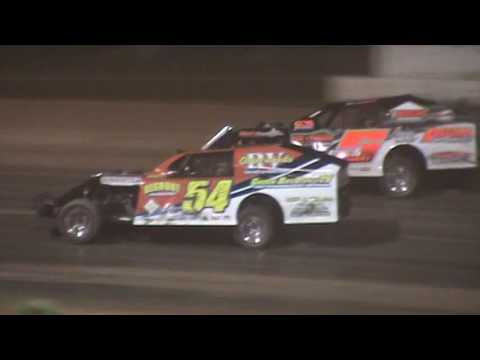 IMCA Mod Feature Luxemburg Speedway Luxemburg Wisconsin 6/3/16