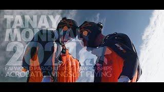 Wingsuit Team FlyLikeBrick – Mondial 2021