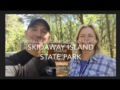 Skidayway Island State Park Review