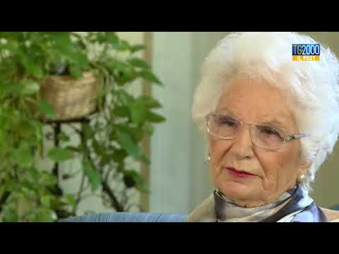 Liliana Segre Racconta La Sua Storia D Amore Con Il Marito Cattolico Youtube