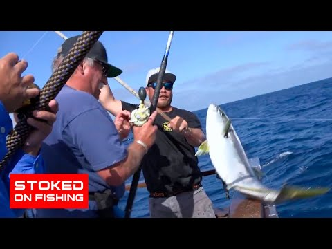 Limited Two Day Fishing Charter On The El Dorado | Stoked On Fishing - Full Episode |