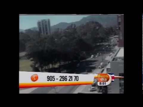 Massive 7.9 Earthquake Strikes Costa Rica triggering Tsunami Warnings (Sept 5, 2012)