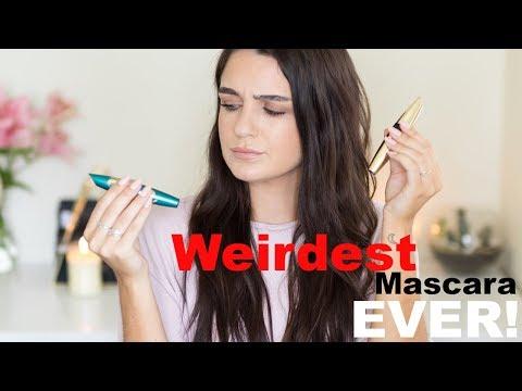 The Weirdest Mascara's Ever!!