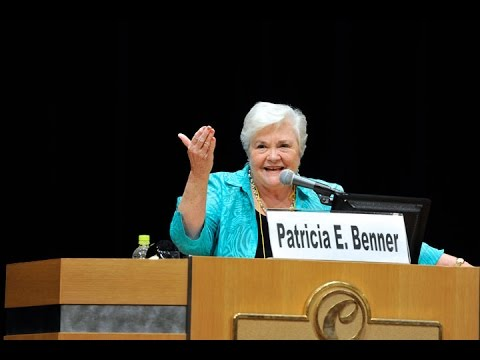 Lessons in Leadership: Patricia Benner RN, Ph.D., FAAN