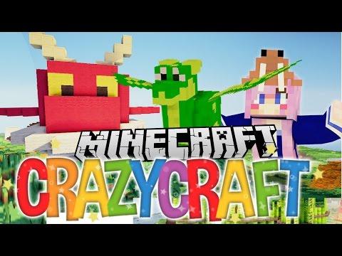 Farting Dragons! | Ep 50 | Minecraft Crazy Craft 3.0