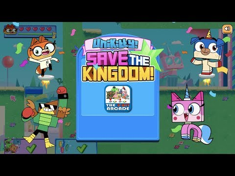 UniKitty! Save the Kingdom! - Sparkle Matter is all that Matters (Cartoon Network Games)