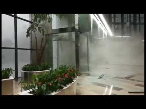 Storm in Chengdu - 13th july 2017