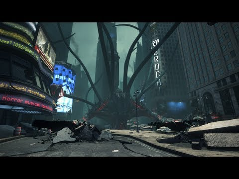 The Secret World: Manhattan Exclusion Zone (Raid) - The Unutterable Lurker First Attempts