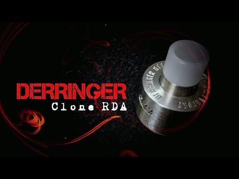 Derringer (Clone) RDA Review