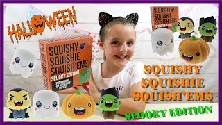 HALLOWEEN SQUISHY SQUISHIE SQUISH 'EMS SPOOKY EDITION
