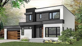 100 Small House Front Elevation Design Ideas 2020  Hashtag Decor