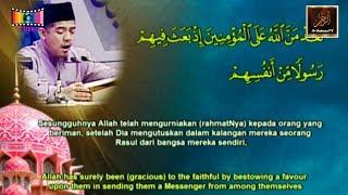Gambar cover International Al-Quran Recital Assembly 2018 - Abdullah Fahmi Che Nor (Malaysia)