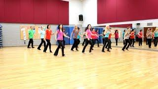 Just Got Paid - Line Dance (Dance & Teach in English & 中文)