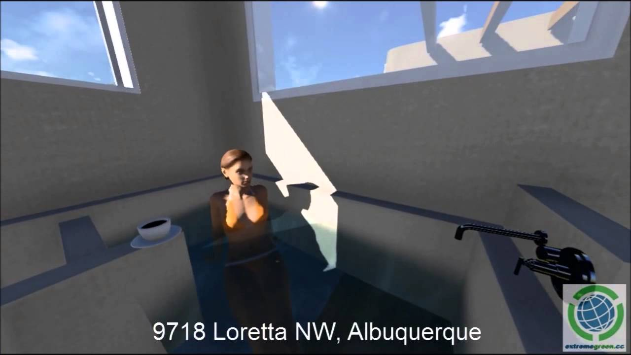 Concrete Bathtub Design - YouTube