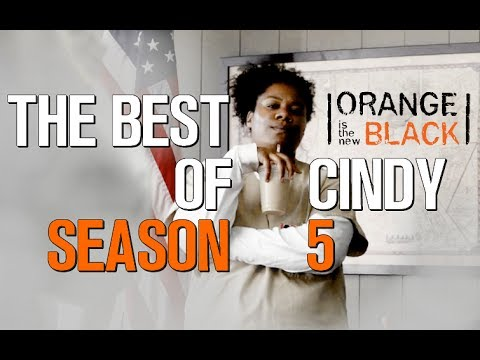 Orange Is The New Black • The best of Cindy (Season 5)