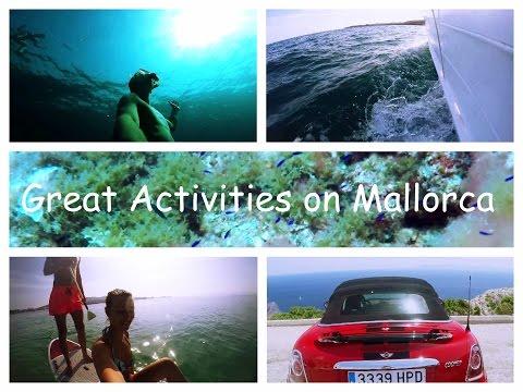 Great activities on Mallorca | Gopro Full HD | LimitLess