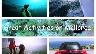 Great activities on Mallorca   Gopro Full HD   LimitLess