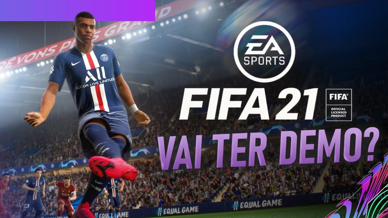 FIFA 21 | DEMO VAI SAIR HOJE? EA SE PRONUNCIA