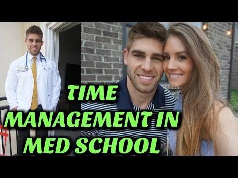 Medical School | Fitness, Health, & Time Management | SHRED #19