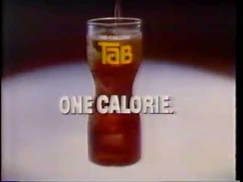 tab-diet-soda-commercial---1984