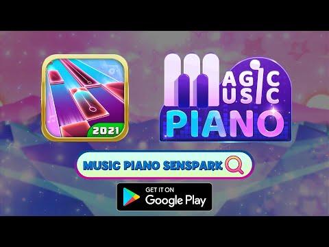 Magic Music Piano : Music Games - Tiles Hop