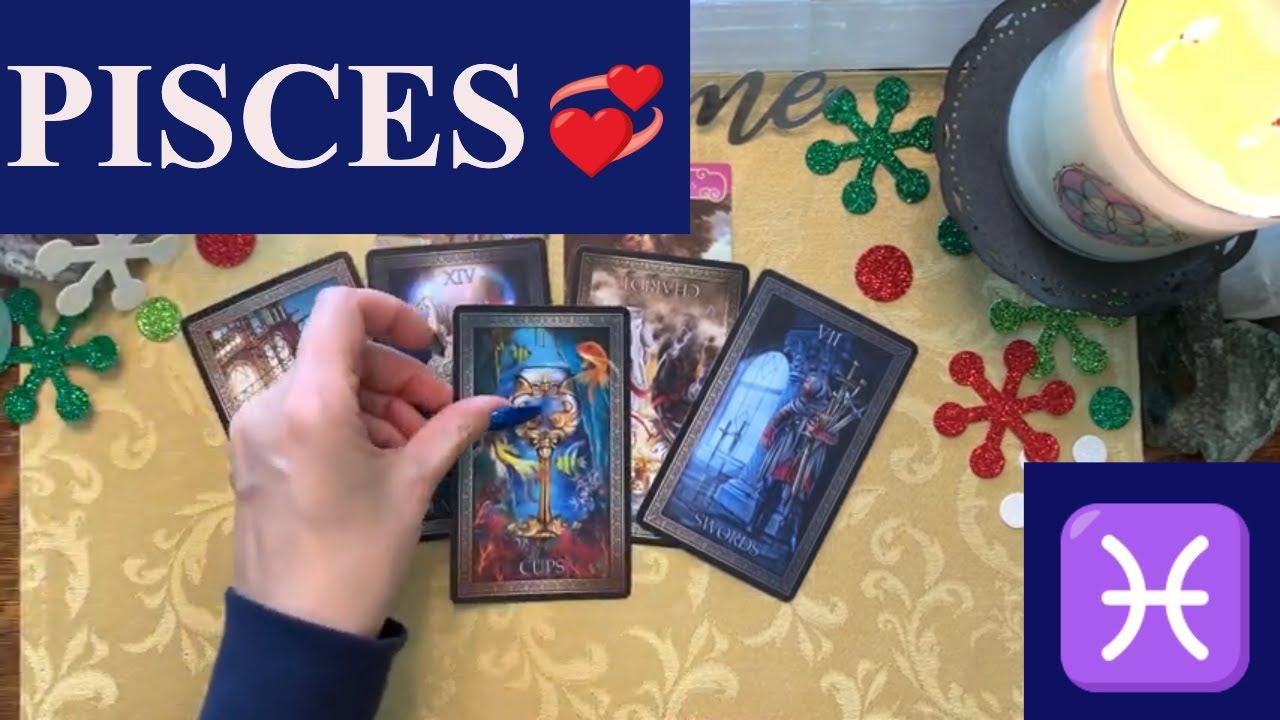 🌟PISCES🌟WAITING IS OVER 💝KEEP THE FAITH   Singles   Tarot Reading/Horoscope DECEMBER 2020