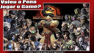 Valeu a Pena Jogar o Game Mortal Kombat Komplete Edition?