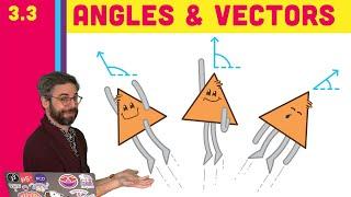 3.3: Angles and Vectors - Natu…