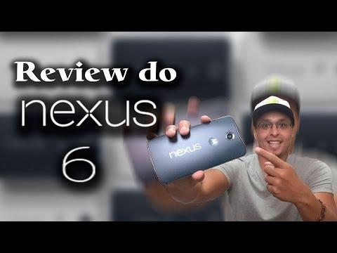 Review (análise) Motorola Nexus 6 - XT1103 (Português)