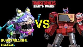 GNAW VS BLASTER