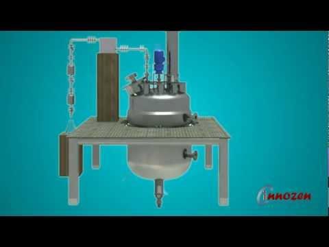 Reactor Sampling Process Animation
