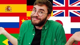 LEARNING A LANGUAGE - CYPRIEN