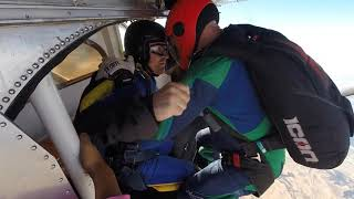 FS1 Practise at Skydive Madrid