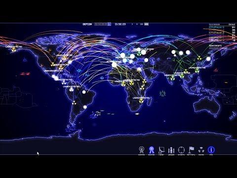 Mutually Assured Destruction ||  WWIII Simulation