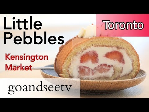 Little Pebbles - Sweet Treats in Kensington Market ~ Toronto Canada Travel Guide SEE TORONTO NOW!!
