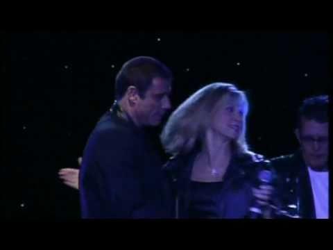 Grease 2010 - John Travolta e Olivia Newton John - You are the one that I want