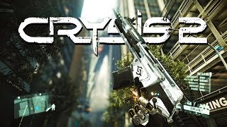 Crysis 2 - Action Gameplay - PC RTX 2080 Ultra Settings 1440p