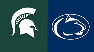 Week 7 2018 Michigan State vs #8 Penn State Full Game Highlights