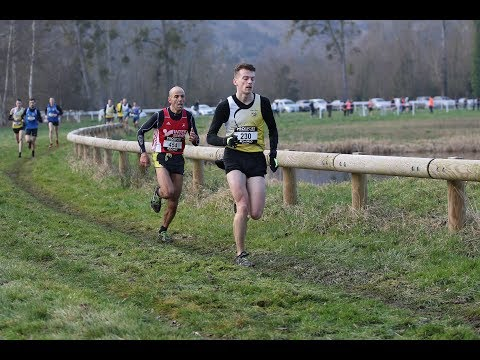 Championnats de la Somme de Cross 2019  Hommes et Licence Running